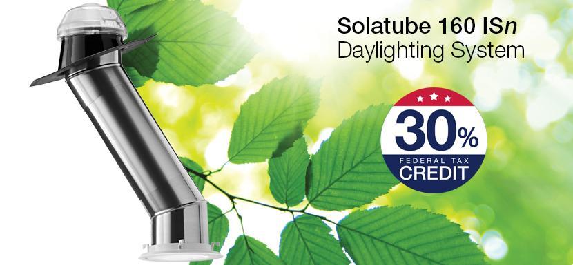 Solatube 160 ISn Daylighting System