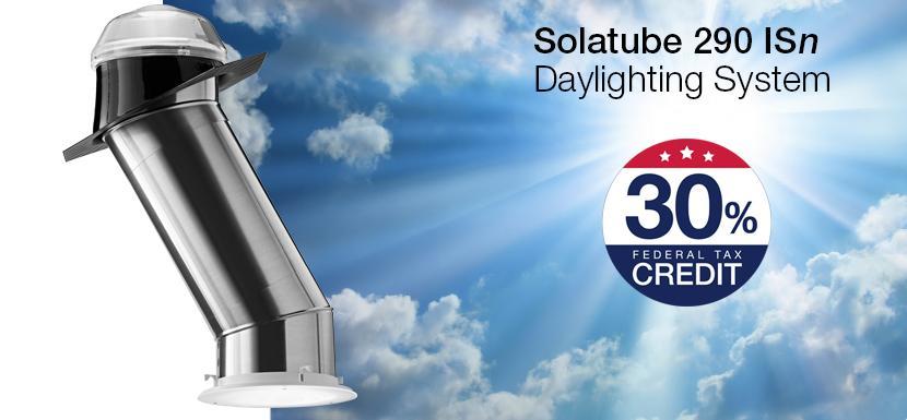 Solatube 290 ISn Daylighting System